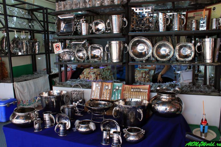 Шоппинг в Бангкоке: Рынок Чатучак