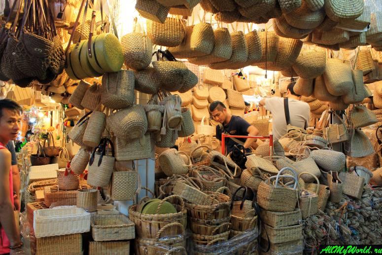 Шоппинг в Бангкоке: Рынок Клонг Той