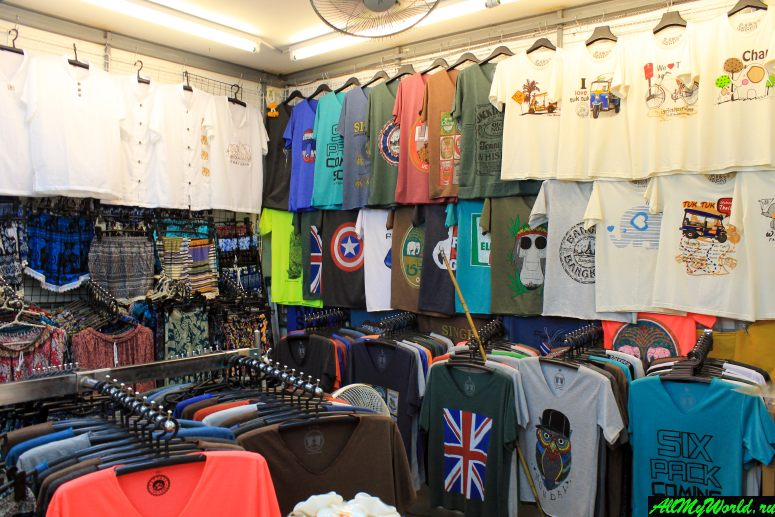 Шоппинг в Бангкоке: Рынок Пахурат