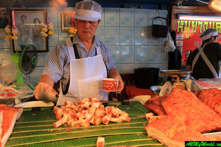 Шоппинг в Бангкоке: Рынок Талад Ленг