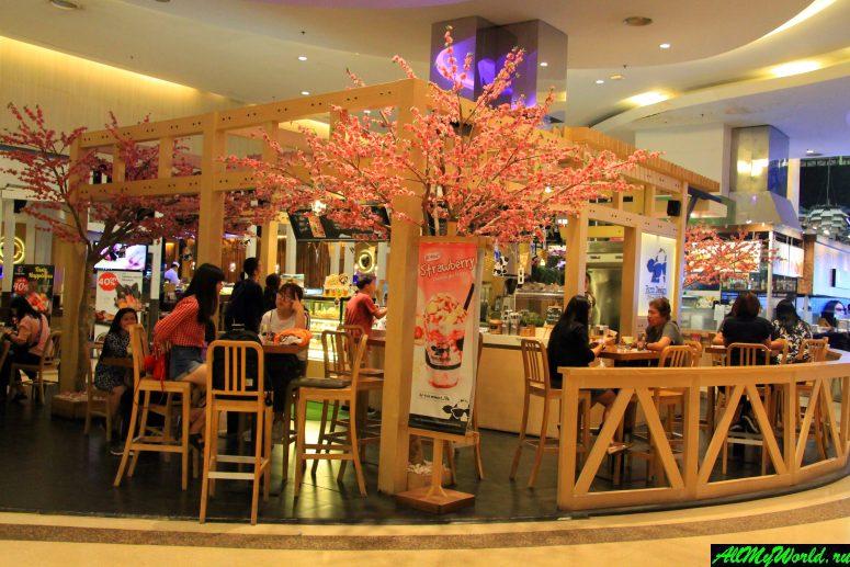 Шоппинг в Бангкоке: торговый центр Central World