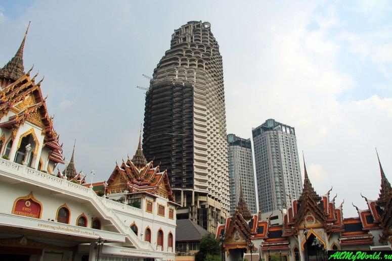 Шоппинг в Бангкоке: торговый центр Robinson и окрестности
