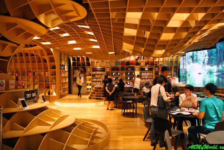 Шоппинг в Бангкоке: торговый центр Сиам Парагон (Siam Paragon)