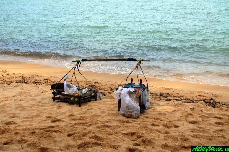 Западный Маенам: лучший пляж Самуи