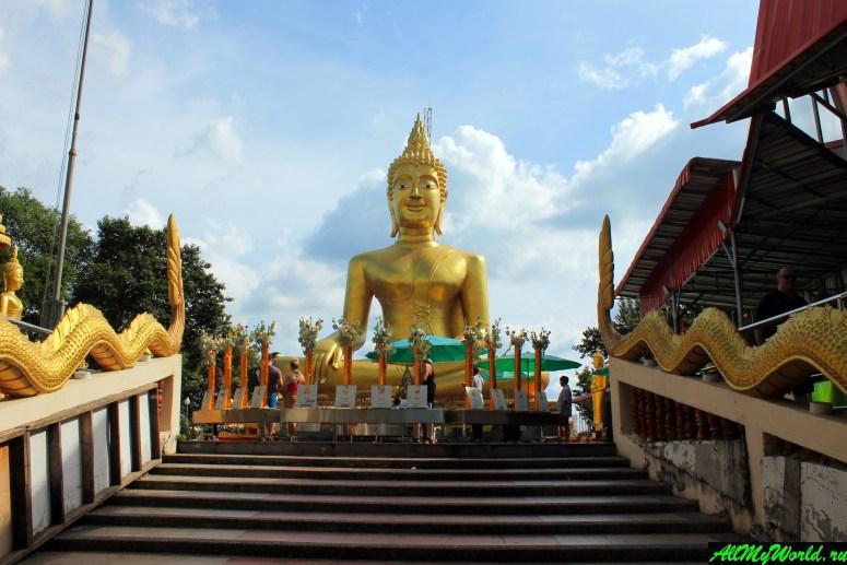 Достопримечательности Паттайи - Большой Будда