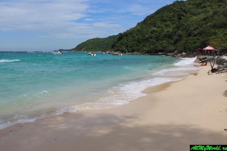Достопримечательности Паттайи - Остров Ко Лан