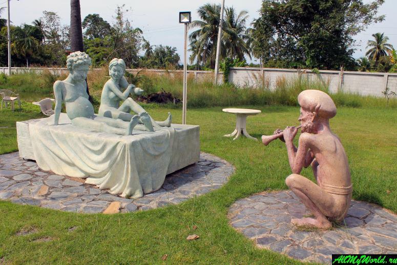 Достопримечательности Паттайи - Парк эротического искусства Love Art Park