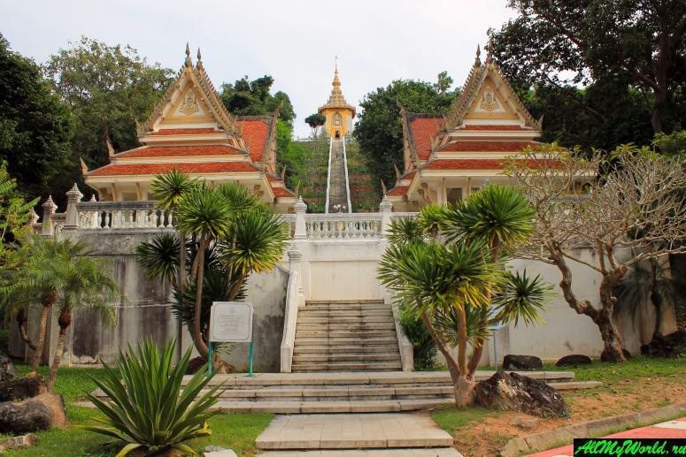 Достопримечательности Паттайи - Храмовый комплекс Ват Ян и Китайский культурный центр