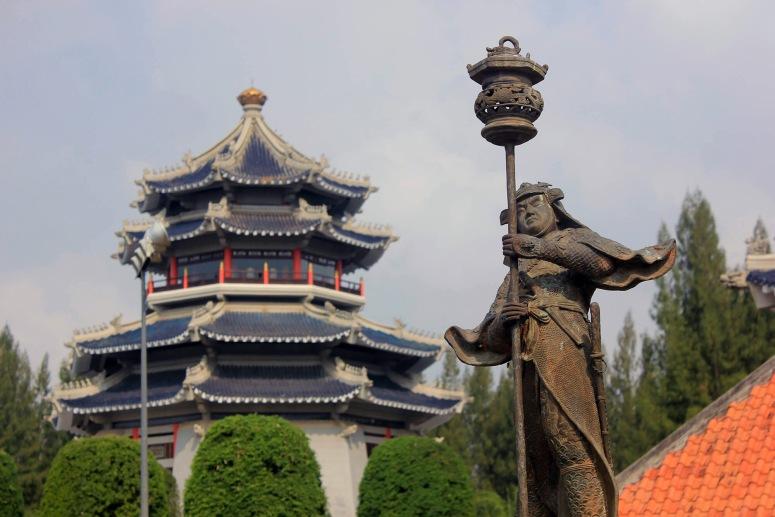 Достопримечательности Паттайи - Парк Трех Королевств (Three Kingdoms Theme Park)