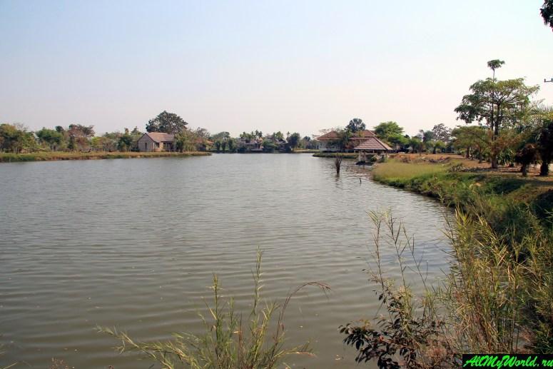Достопримечательности в окрестностях Чианграя