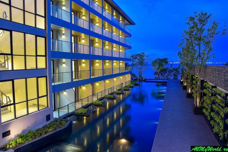 Где остановиться в Паттайе - Golden Tulip Pattaya Beach Resort