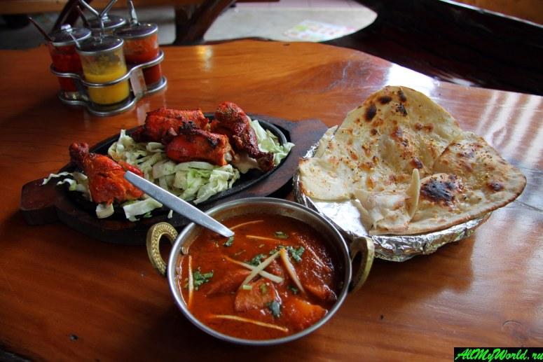 Где поесть на Самуи: Индийский ресторан Babu's Indian Hot