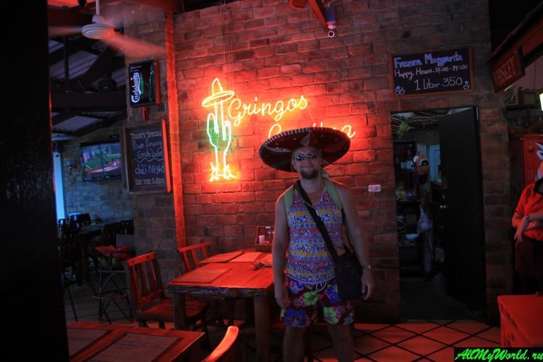 Где поесть на Самуи: Мексиканский ресторан Gringo's