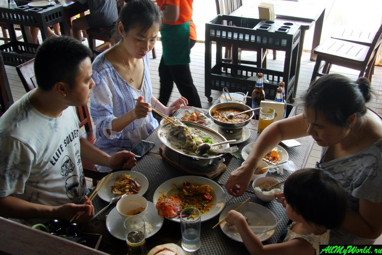 Где поесть на Самуи: Сифуд-рестораны Sabienglae