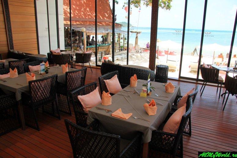 Где поесть на Самуи: Ресторан Sabroso