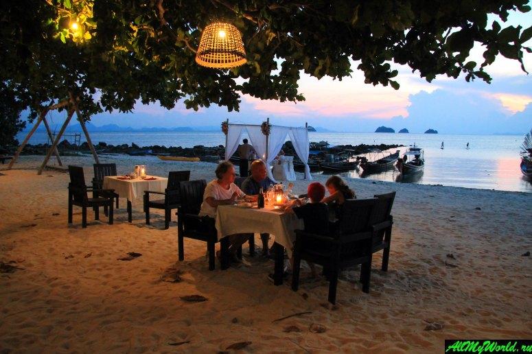 Где поесть на Самуи: Ресторан The Island View