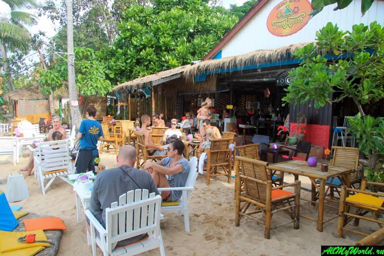 Где поесть на Самуи: Кафе Tree House