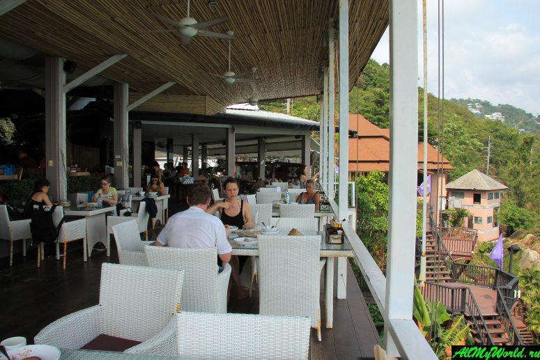 Где поесть на Самуи: Ресторан в комплексе Vikasa