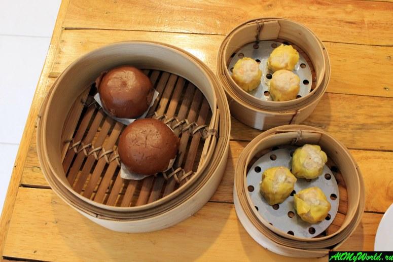 Где поесть в Паттайе - Китайское димсам-кафе Fu Hong в Наклыа
