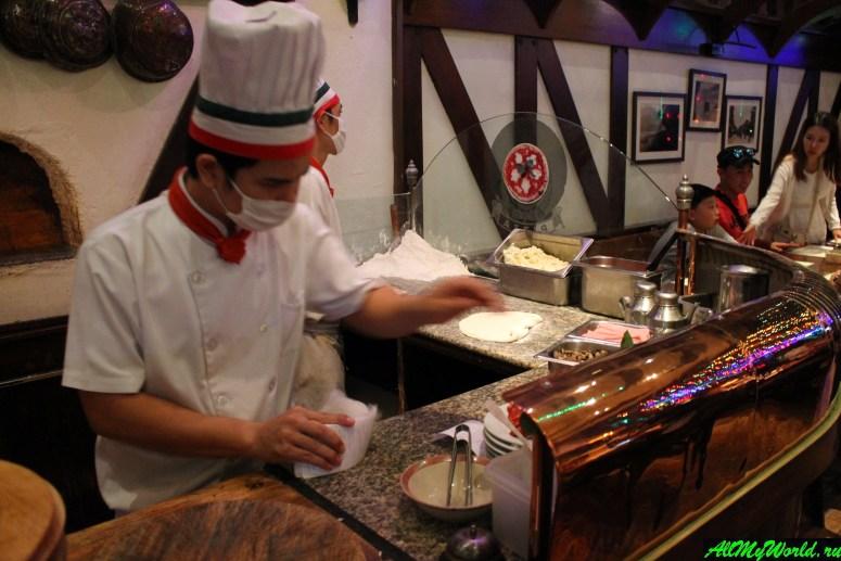 Где поесть в Паттайе - Mantra Restaurant & Bar