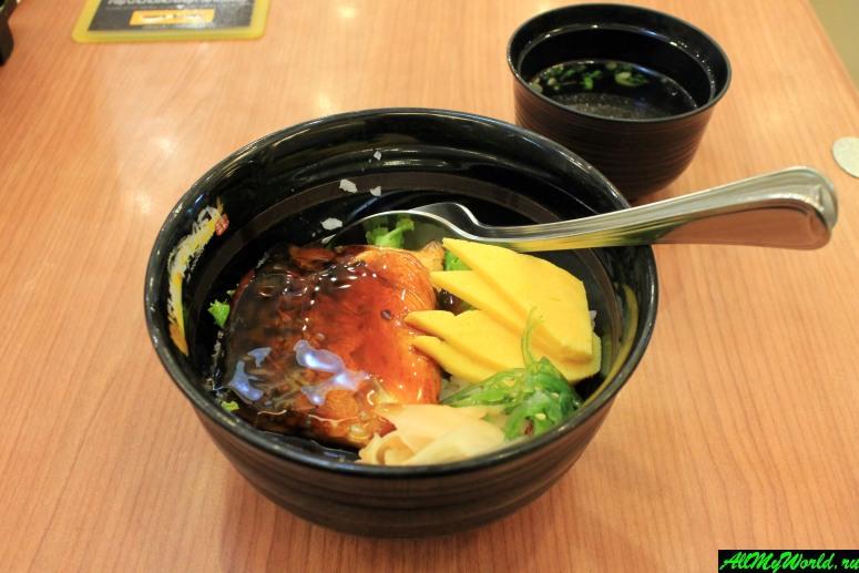 Где поесть в Паттайе - Японская лапшевня Oishi Ramen