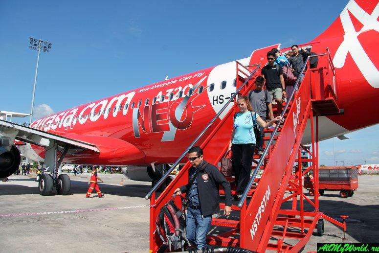 Как добраться из Бангкока до Самуи самостоятельно и дешево: самолет