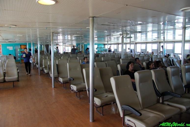Как добраться из Бангкока до Самуи самостоятельно и дешево: самолет + паром
