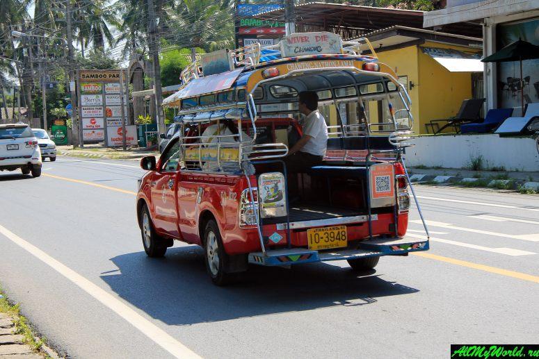 Как добраться из Бангкока до Самуи самостоятельно и дешево: самолет, автобус, поезд, автомобиль