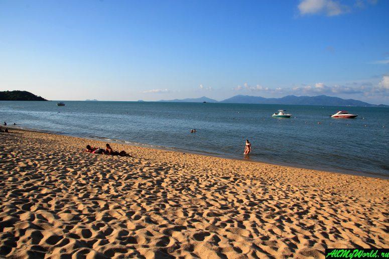 Лучшие пляжи Самуи: Пляж Бопхут (Bophut Beach)