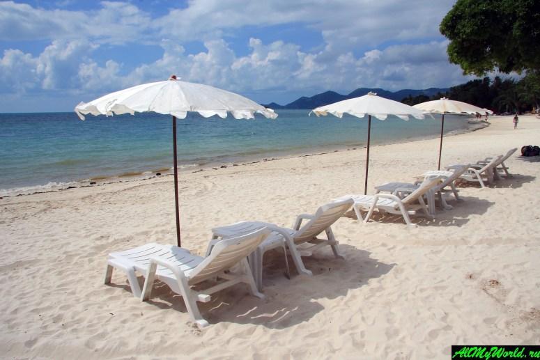 Лучшие пляжи Самуи: Пляж Чавенг Яй (Chaweng Yai Beach)
