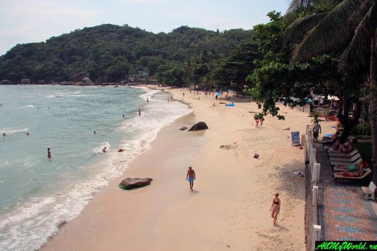 Лучшие пляжи Самуи: Пляж Кристал Бей (Тонгтакиан)