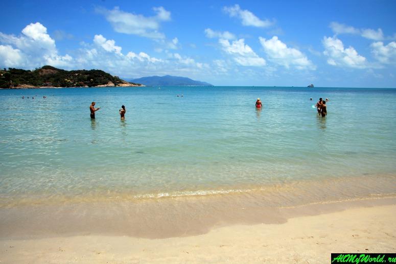 Лучшие пляжи Самуи: Пляж Чонг Мон (Chong Mon Beach)