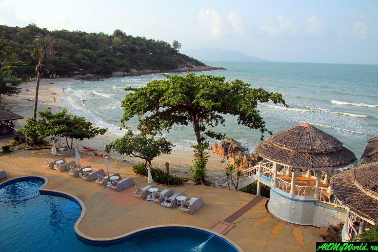 Лучшие пляжи Самуи: Пляж бухты Самронг (Samrong Bay Beach)