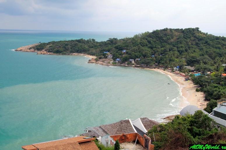 Лучшие пляжи Самуи: Пляж бухты Тонгcон (Thongson Bay)