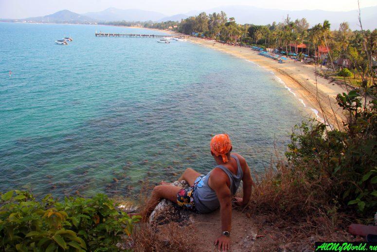Лучшие пляжи Самуи: Пляж Маенам (Maenam Beach)