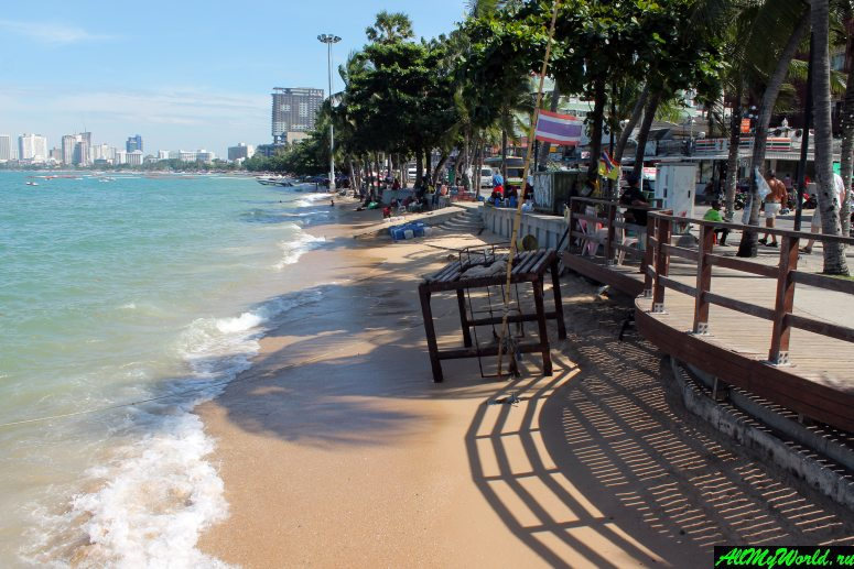 Центральный пляж Паттайи