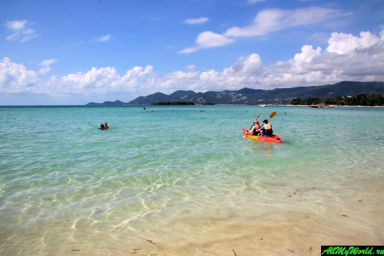 Пляж Чавенг Яй (Chaweng Yai Beach) – самое красивое море на Самуи