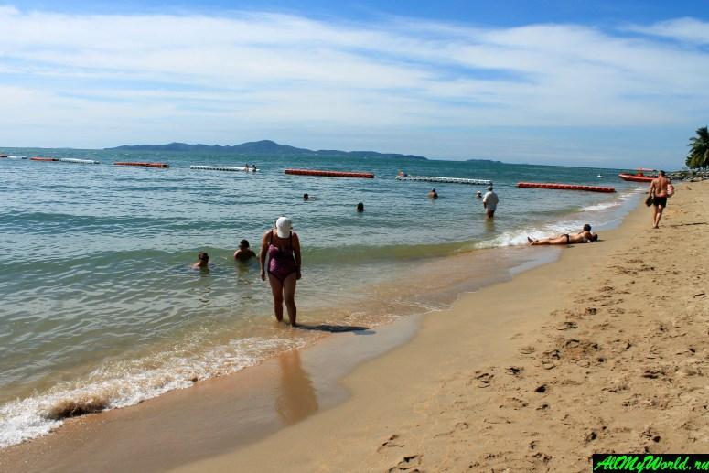 Донгтан - один из лучших пляжей Паттайи
