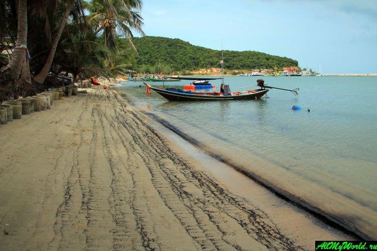 Липа Ной (Lipa Noi Beach): самый спокойный пляж Самуи