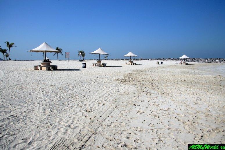 Лучшие бесплатные пляжи Дубая - Парк Аль-Мамзар