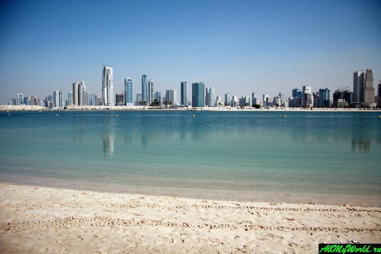 Лучшие бесплатные пляжи Дубая - Лагуна Аль-Мамзар