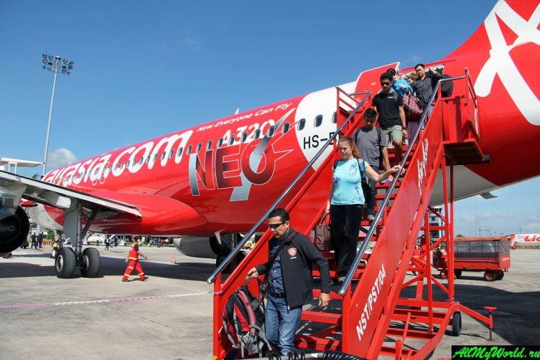Пхукет-Самуи: как добраться, все способы - самолет