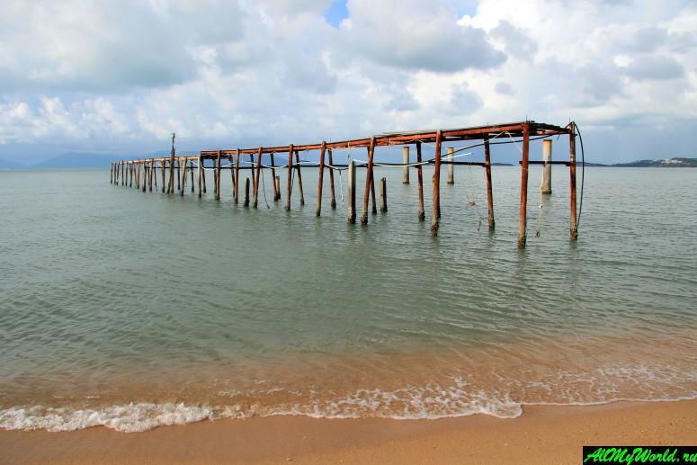 Самуи, пляж Бопхут (Bophut Beach) - весело, интересно, вкусно