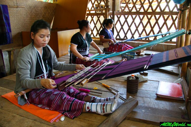 Северный Таиланд: национальный парк Дой Интанон