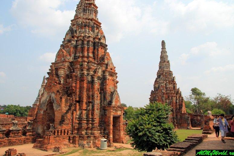 Таиланд: Аюттайя – древняя столица Сиама