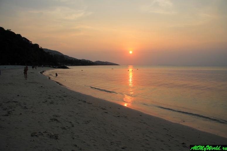 Бан Тай (Ban Thai Beach) - самый семейный пляж Самуи