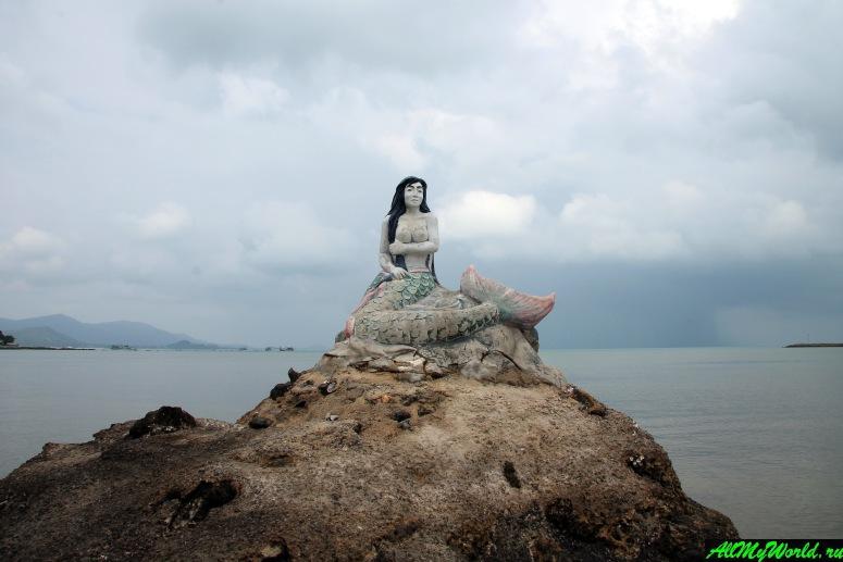 Самуи, пляж Плай Лаем: рай для интровертов