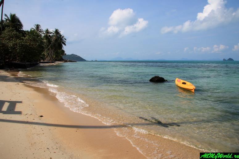 """Пляж Талинг Нгам – """"затерянный мир"""" Самуи"""
