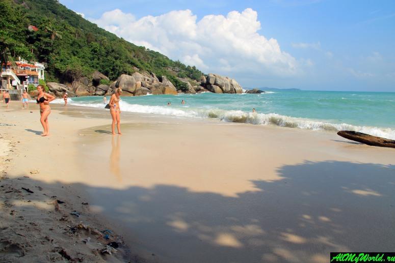 Пляж Тонгтакиан - райский уголок Самуи