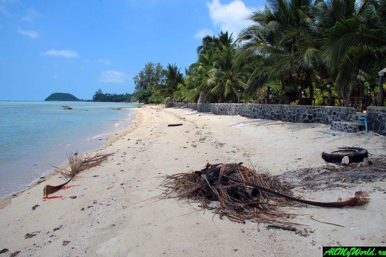 Все пляжи Самуи: Пляж Банг Макхэм (Bang Makham Beach)